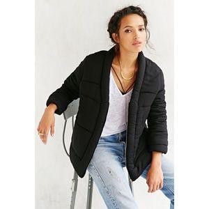 NWOT UNIF x Urban Outfitters Duvet Blanket Coat